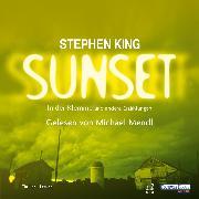 Cover-Bild zu King, Stephen: Sunset (Audio Download)