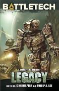 Cover-Bild zu Killiany, Kevin: BattleTech: Legacy (BattleTech Anthology, #1) (eBook)