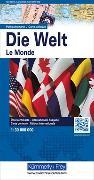 Cover-Bild zu Hallwag Kümmerly+Frey AG (Hrsg.): Welt politisch. 1:30'000'000