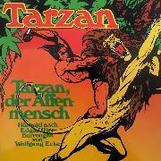 Cover-Bild zu Tarzan, Folge 1: Tarzan, der Affenmensch (Audio Download) von Burroughs, Edgar Rice