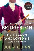 Cover-Bild zu Quinn, Julia: Viscount Who Loved Me