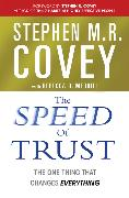 Cover-Bild zu Covey, Stephen M. R.: The Speed of Trust
