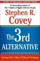 Cover-Bild zu Covey, Stephen R.: The Third Alternative