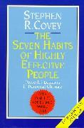 Cover-Bild zu Covey, Stephen R.: The 7 Habits Of Highly Effective People