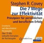 Cover-Bild zu Covey, Stephen R.: Die 7 Wege zur Effektivität. 10 CD's