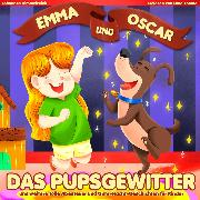 Cover-Bild zu Emma und Oskar - Das Pupsgewitter (Audio Download) von Himmelreich, Johannes