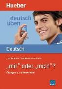 Cover-Bild zu Busse, Joachim: 'mir' oder 'mich'?
