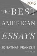 Cover-Bild zu Franzen, Jonathan (Hrsg.): The Best American Essays 2016