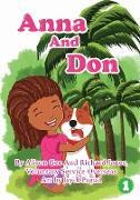Cover-Bild zu Gee, Alison: Anna and Don