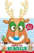 Cover-Bild zu Igloobooks: Hoopla with Reindeer: 2-In-1 Story & Built in Game