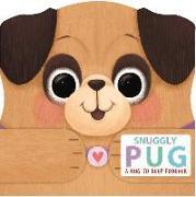 Cover-Bild zu Igloobooks: Snuggly Pug: Keepsake Book