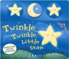 Cover-Bild zu Jones, Anna: Moving Nursery Rhymes- Twinkle Twinkle Little Star