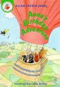 Cover-Bild zu Jones, Allan Frewin: Anna's Birthday Adventure