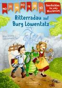Cover-Bild zu Ameling, Anne: Geschichten für jeden Wochentag. Ritterradau auf Burg Löwentatz
