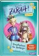 Cover-Bild zu Teichert, Mina: Einfach Zarah! 1: Ponyflüstern für Anfänger
