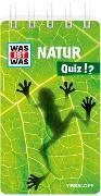 Cover-Bild zu Tessloff Verlag Ragnar Tessloff GmbH & Co.KG (Hrsg.): WAS IST WAS Quiz Natur