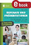 Cover-Bild zu Referate und Präsentationen im Biologieunterricht (eBook) von Wittek, Markus