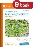 Cover-Bild zu Differenzierte Lesespurgeschichten Englisch 5-6 (eBook) von Sarrach, Denise