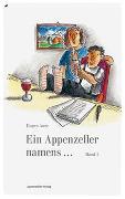 Cover-Bild zu Ein Appenzeller namens von Auer, Eugen