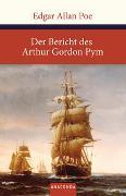 Cover-Bild zu Poe, Edgar Allan: Der Bericht des Arthur Gordon Pym