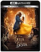 Cover-Bild zu Condon, Bill (Reg.): Beauty and the Beast (LA) - 4K + 2D BD