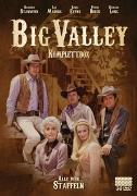 Cover-Bild zu Barbara Stanwyck (Schausp.): Big Valley - Komplettbox