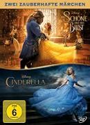 Cover-Bild zu Condon, Bill (Reg.): Die Schöne und das Biest - LA & Cinderella - LA