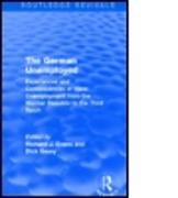 Cover-Bild zu Evans, Richard J. (Hrsg.): The German Unemployed (Routledge Revivals)