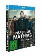 Cover-Bild zu Richard Harrington (Schausp.): Inspector Mathias - Mord in Wales - 1. Staffel