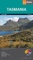 Cover-Bild zu Tasmania State. 1:480'000