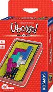 Cover-Bild zu Rejchtman, Grzegorz: Ubongo - Brain Games