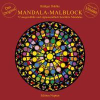 Cover-Bild zu Mandala-Malblock. Das Original