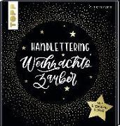Cover-Bild zu Handlettering Weihnachtszauber