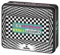 Cover-Bild zu 100 unglaubliche optische Illusionen
