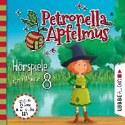 Cover-Bild zu Städing, Sabine: Petronella Apfelmus, Teil 8: Das Stinkeparfüm, Der Zaubersauberbesen, Der verlorene Ring, Die Doppelgängerin (Audio Download)
