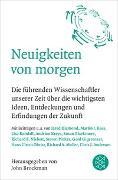 Cover-Bild zu Brockman, John (Hrsg.): Neuigkeiten von morgen