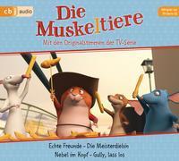 Cover-Bild zu Krause, Ute: Die Muskeltiere - Hörspiel zur TV-Serie 02