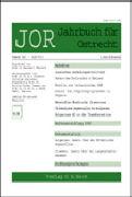 Cover-Bild zu Maurach, Reinhart (Begründet v.): JOR - Jahrbuch für Ostrecht. 2012/1. Halbband