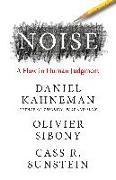 Cover-Bild zu Kahneman, Daniel: Noise