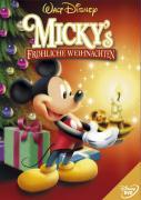Cover-Bild zu Micky's fröhliche Weihnachten