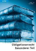 Cover-Bild zu Repetitorium Obligationenrecht Besonderer Teil