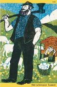 Cover-Bild zu Meinrad, Inglin: Der schwarze Tanner