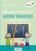 Cover-Bild zu Wir spielen und rätseln zum kleinen Einmaleins (PR) von Thum-Widmer, Sandra