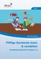 Cover-Bild zu Pfiffige Sachtexte lesen & verstehen (PR) von Thum-Widmer, Sandra
