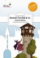 Cover-Bild zu Rapunzel, Frau Holle & Co. - Lesetexte Märchen von Thum-Widmer, Sandra