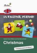 Cover-Bild zu In English, please! Christmas von Thum-Widmer, Sandra