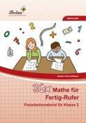 Cover-Bild zu 36x Mathe für Fertig-Rufer (PR) von Thum-Widmer, Sandra