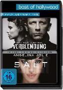 Cover-Bild zu Angelina Jolie (Schausp.): BEST OF HOLLYWOOD - 2 Movie Collector's Pack 134