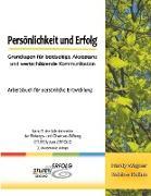 Cover-Bild zu Wagner, Hardy: Persönlichkeit und Erfolg