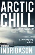 Cover-Bild zu Indridason, Arnaldur: Arctic Chill
